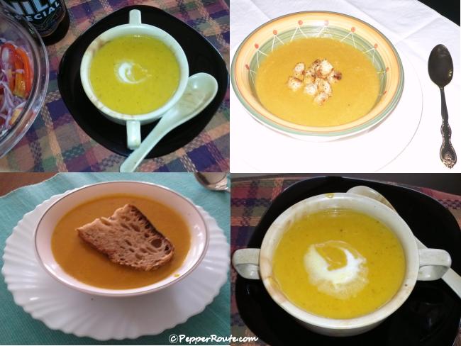 P5 Pumpkin Soup