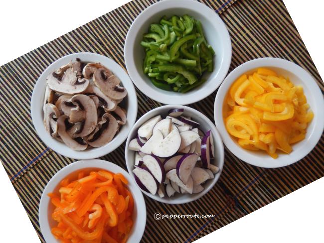 pasta-veggies