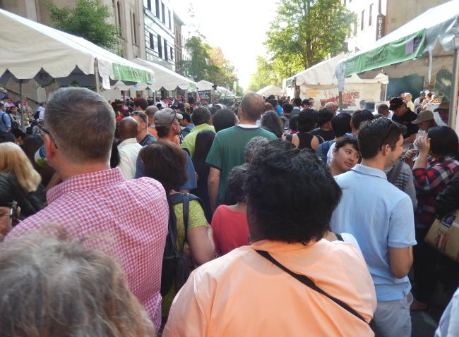 ToTS-crowds
