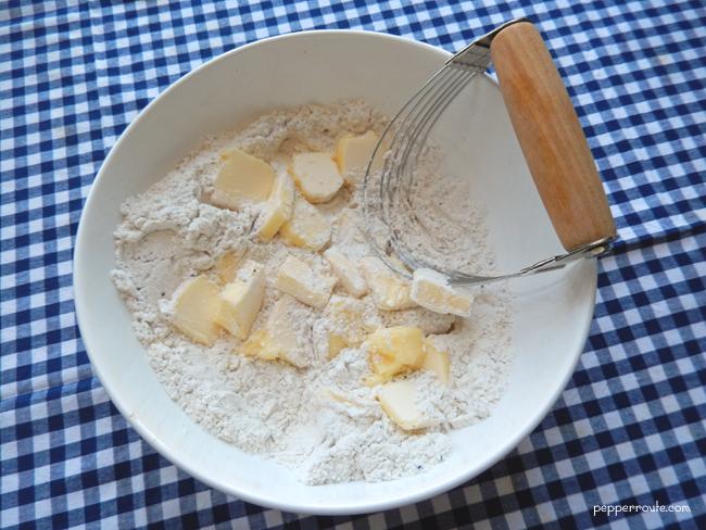 PCC-flour-butter