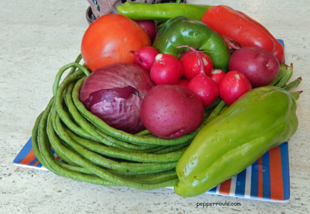 STS-veggies
